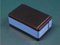 スライドケース(ビニールテープ貼付け後)