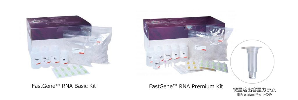 FastGene-RNA精製キット