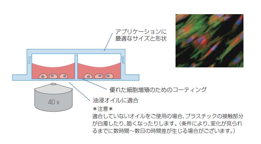 図-1ibidi ポリマー