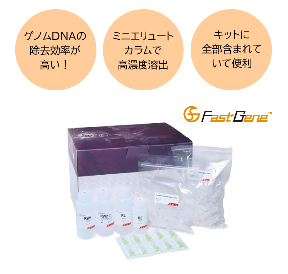 FastGene RNA Premium Kit